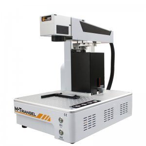 The Second Generation Laser Machine M-Triangel Laser Back Glass Removal Machine for iPhone X XS XS Max 8 8Plus Back Glass Removing