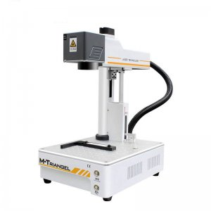 Mini Laser Ingraving and Back Glass Removal Laser Marking Machine # MT MG one