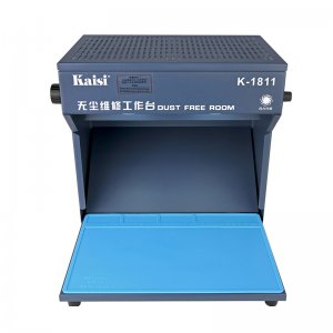 Mini Dust Free Room for Cell Phone LCD Refurbishing #Kaisi K-1811