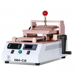 2 in 1 Glass and Polarizer Removal Machine #OM-C2