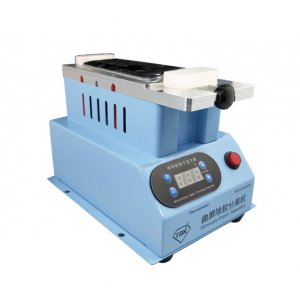 Multi-function Curved Screen Glue Remover Machine TBK-988