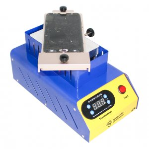 TBK-988Z 7 Inch LCD Separator Built-in Vacuum Pump for Samsung Curved Screen Glue Remover