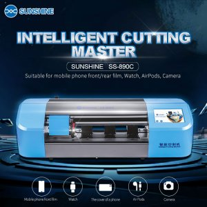 SUNSHINE SS-890C Intelligent Cutting Machine for Mobile Phone LCD Screen Protector