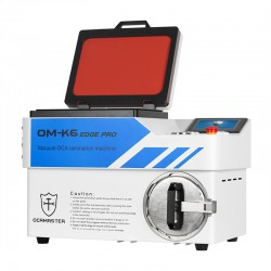 OM-K6 EDGE Pro Airbag LCD lamination machine for Samsung edge OLED screen refurbishing