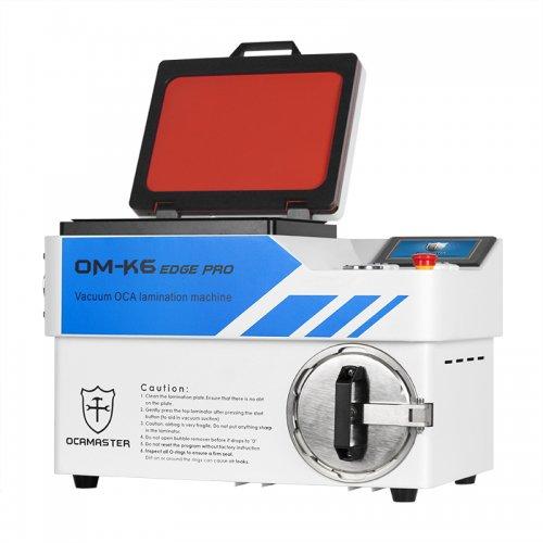 OM-K6 EDGE Pro Airbag LCD lamination machine for Samsung edge OLED screen refurbishing