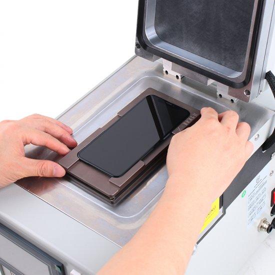 OCAMASTER OM-T7 Mini OCA Lamination Machine For iPhone and Samsung Screen Refurbishing