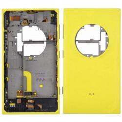 Nokia Lumia 1020 Battery Door With Small Parts Yellow Ori