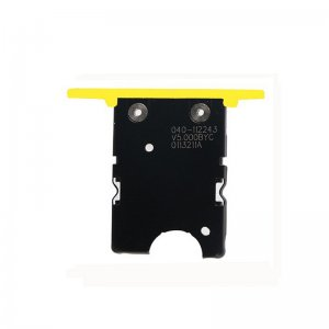Nokia Lumia 1020 SIM Card Tray Yellow Ori