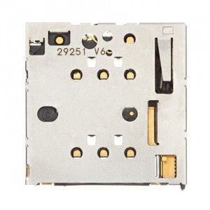 Nokia Lumia 820 SIM Card Reader Contact