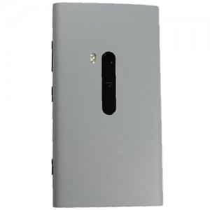 Nokia Lumia 920 Battery Door with Wireless Charging Coil Gray Original