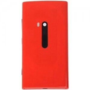 Nokia Lumia 920 Battery Door with Wireless Charging Coil Red Original