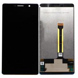 Nokia 7 Plus LCD Screen Black