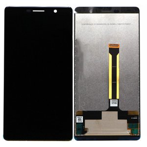 Nokia 7 Plus LCD Screen Black