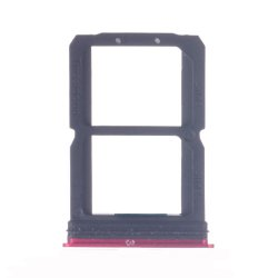 for OnePlus 6 SIM Card Tray Red Ori