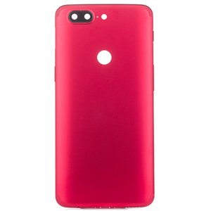 OnePlus 5T Battery Door Red Ori