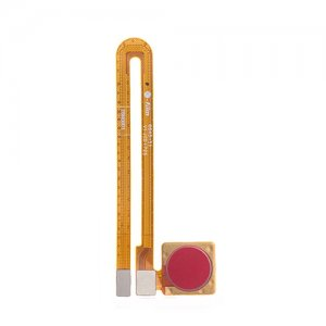 OnePlus 5T Fingerprint Sensor Flex Cable Red Ori