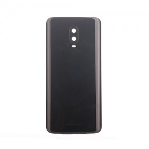 For Oneplus 6T Battery Cover Mirror Black Original