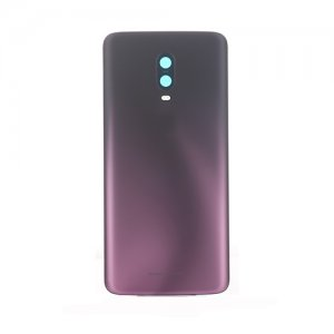 for OnePlus 6T Battery Door Purple