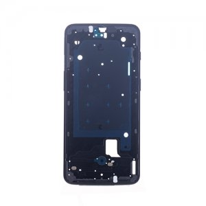 for OnePlus 6T Front Housing Mirror Black