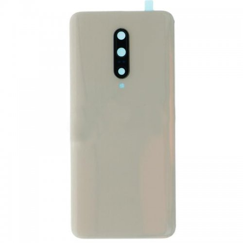 For OnePlus 7 Pro Battery Cover With Camera Lens Gold