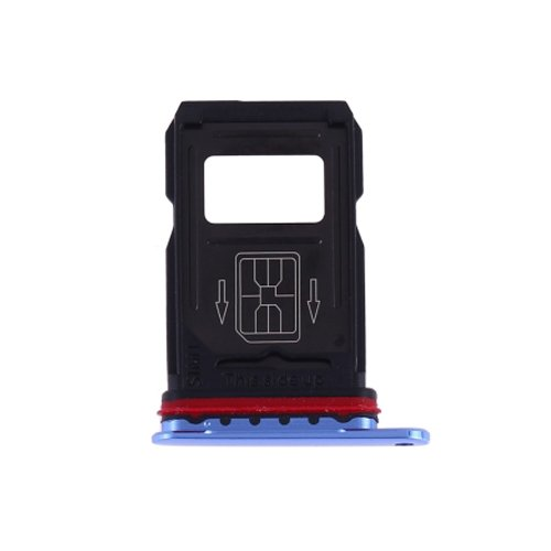 For OnePlus 7 Pro Sim Card Tray Blue