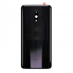 For OnePlus 7 Battery Cover with Camera Lens Black Original