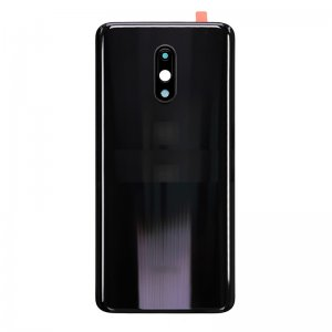 For OnePlus 7 Battery Cover with Camera Lens Black Original