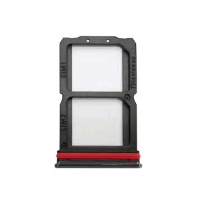 For OnePlus 7 SIM Card Tray Black Ori