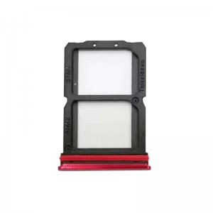 For OnePlus 7 SIM Card Tray Red Ori