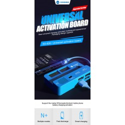 SS-909 Universal Battery Activation Circuit Board for iPhone Samsung Mobile Battery Tester