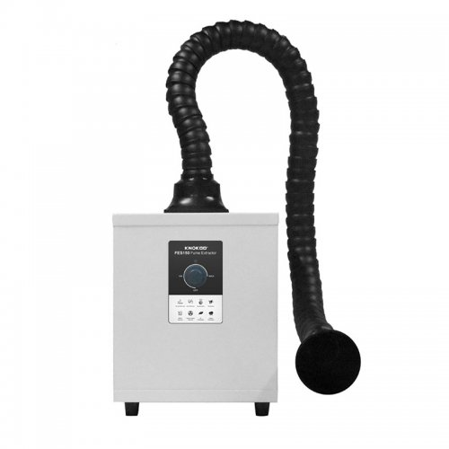 Mini Style Fume Extractor Laser Single Channel Welding Soldering Smoke Absorber FES150