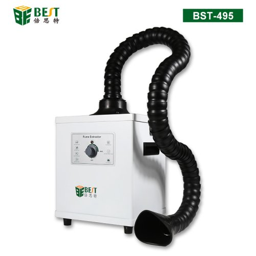 BST-495 Smoke Absorbe Fume Extractor