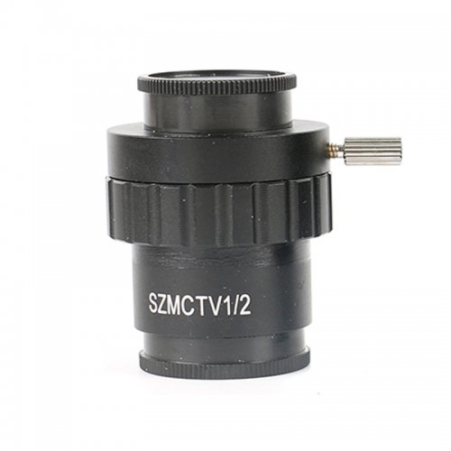 SZMCTV Stereo Microscope Adapter Auxiliary Objective C Mount Lens HDMI VGA USB Video Camera For Trinocular Microscope