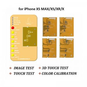 4 in 1 for iPhone X XS XR XS MAX Display Digitizer Touch Screen Tester