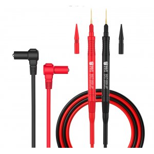 BST-050-JP Superconducting Multimeter Test Pen Special Tip Gold-plated Steel Needle Anti-freezing and Anti-scalding cable