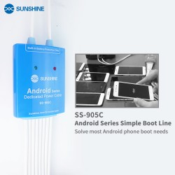 SS-905C Android Series Dedicated Power Cable #Sunshine