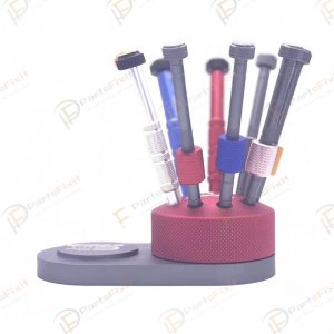 IPIPPO Rotating Magnetic Mounting Screwdriver Storage Holder