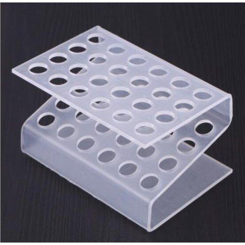 S-shaped Plastic Storage Rack for Screwdrivers and Tweezers Repair Tool Kit Stand Holder Storage