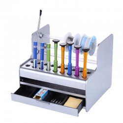 Multi-Function Screwdriver Storage Box for Cell Phone Repairing Tools Storage