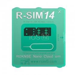 R-SIM14 X Ultra ICCID SIM Card Sticker for iPhone 6 to XS Max