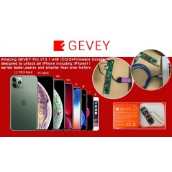 Gevey Pro V13.1 Unlock for iPhone 6 to iPhone 11 Pro Max