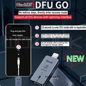 QIANLI iDFU GO Start DUF No Need Change Line Enter Recovery Mode Directly Shortcut