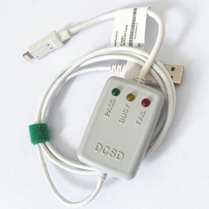 DCSD Alex Cable for iPhone Serial Port Engineering Cable Not New