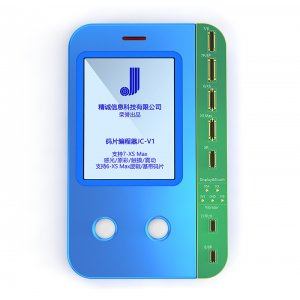 JC V1 Proximity Light Sensor/Touch/Vibrator/Read/Write Data Recovery Programmer For 7/7P/8/8P/X/XS/XSMAX