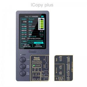 Qianli iCopy Plus Build in Battery LCD Screen Original Color Repair Programmer and Batteries Testing for iPhone