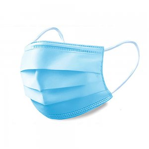 3 Layer Non-woven Dust Mask Thickened Disposable Civil Mask(MOQ: 1000)