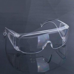 PC-Safety Glasses Eye Protection Anti-Dust and Shock Goggles Transparent Eyepiece Chemical Gafas Proteccion