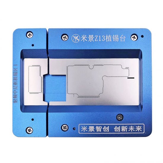MiJing Z13 3 in 1 BGA Reballing Fixture for iPhone X/XS/XS MAX