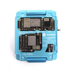 SUNSHINE T-007 Motherboard Simple Middle Test Machine For iphone 11 11pro 11promax Middle Layer Mainboard Repair Testing Machine