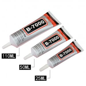 Strength Super Adhesive Clear Liquid B-7000 B7000 Glue